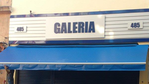 Galeria em ACM