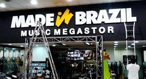 letreiro made in brazil