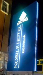 Toten Hotel Guarujá